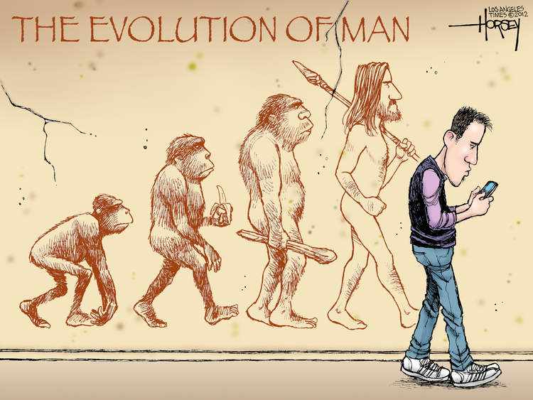 the-evolution-of-man-gadgets-smartphone